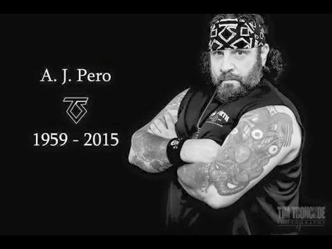 A.J. Pero Tribute from Pristine Productions
