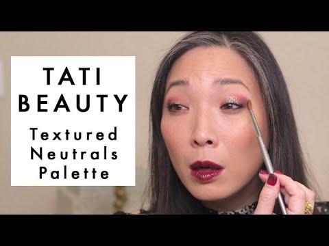 TATI BEAUTY - First Impressions of Textured Neutrals Vol. 1 Palette thumbnail
