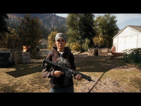 Far Cry 5 (Xbox one X) - прохождение (31)!Комментарии! - Видео-поиск