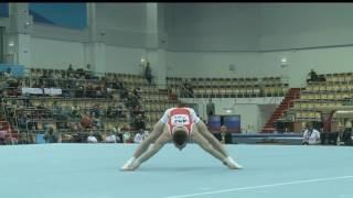 Давид Белявский Вольные Финал - Чемпионат России 2017