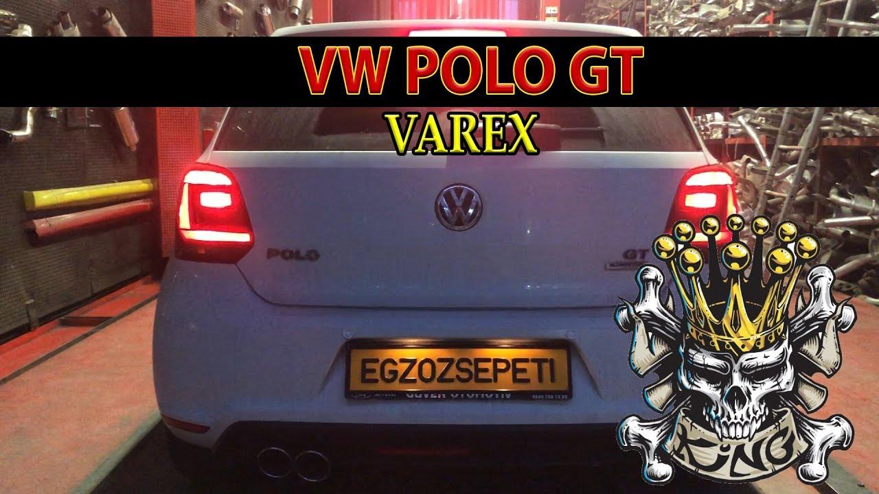 Golf 7 1.4 TSI - Komple Egzoz, Downpipe ve Varex (DSG Fart)- Emil Usta Direksiyona Geçince Ses Arttı