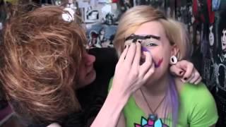 BOYFRIEND DOES MY MAKEUP!   YouTube Thumbnail