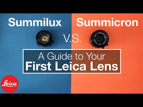 First lens for your Leica M | Summilux vs Summicron | Budget Leica 35mm Lenses