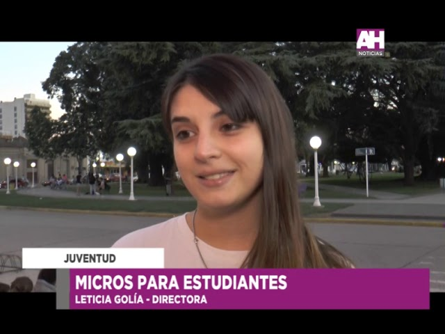 LETICIA GOLIA   GABRIELA RIZZOTTI   MICROS PARA ESTUDIANTES