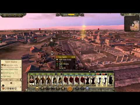 Total War: Attila - The Last Roman - An Intro