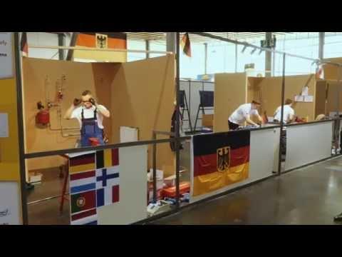 Euroskills 2014 – Der Anlagenmechaniker SHK - die Europameisterschaft der Berufe