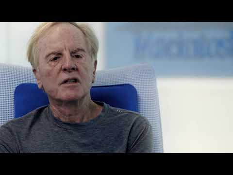 John Sculley telling an anecdote about Steve Jobs and his passion for hinges