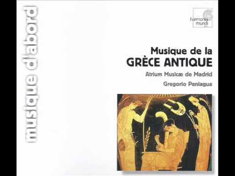 Musique de la Grèce antique