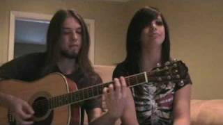 Hallelujah Acoustic Paramore cover Aaron&Michelle