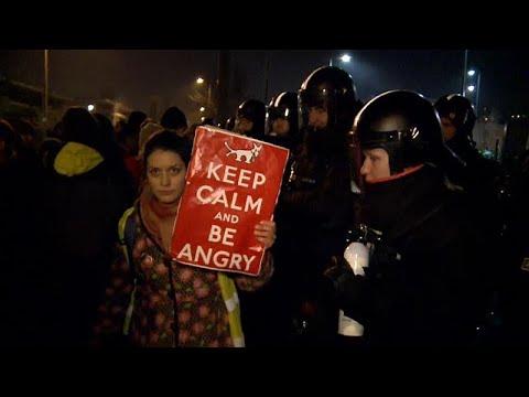 لليوم الخامس الاحتجاجات مستمرة ضدّ -قانون العبيد- في المجر…  - نشر قبل 21 دقيقة