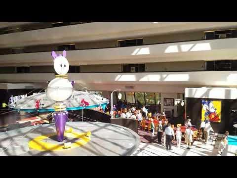Walt Disney World Florida Monorail  ( Ticket Center to Magic Kingdom)