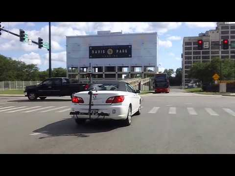 Bad Drivers of Rockford, IL (August 7, 2017) Downtown Rockford, Illinois