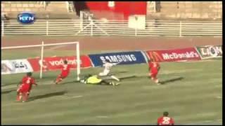 Ulinzi Stars vs Zamalek 0-4  - CAF - www.echorouktv.com 2017 Video