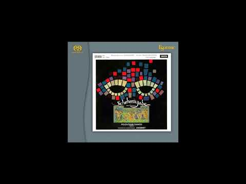 Rimsky-Korsakov: Scheherazade [Ansermet]