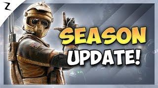 Massive Australian Season Update! - Rainbow Six Siege