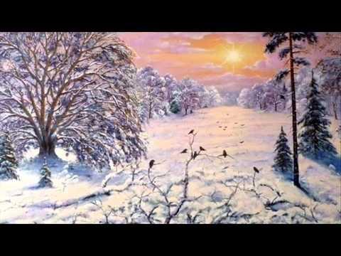 """А.Пушкин. Стихи. Зимнее утро (""""Мороз и солнце..."""") Чит. Жорж Октавио"""