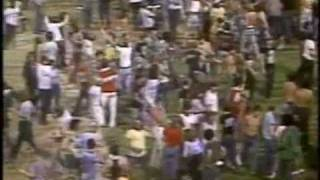 ESPN story about Disco Demolition - July 12, 1979