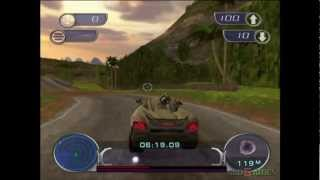 SpyHunter 2 - Gameplay PS2 HD 720P