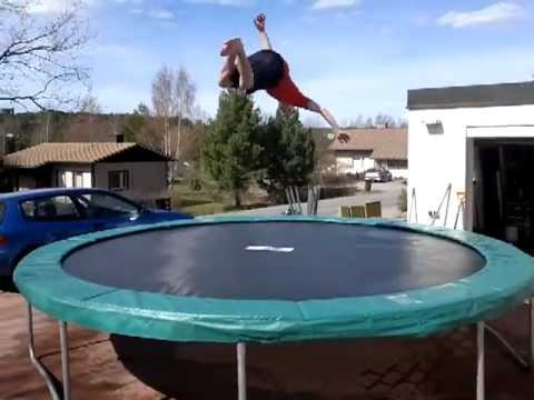 Acon Air 460 trampoline