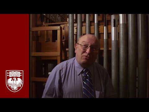 A Tour of the Organ at Rockefeller Memorial Chapel
