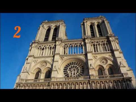 top 5 attractions in paris youtube