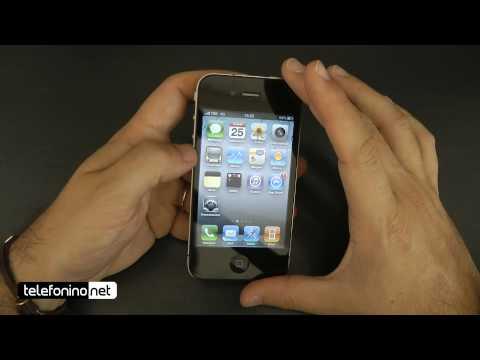 Apple iPhone 4 videopreview da Telefonino.net
