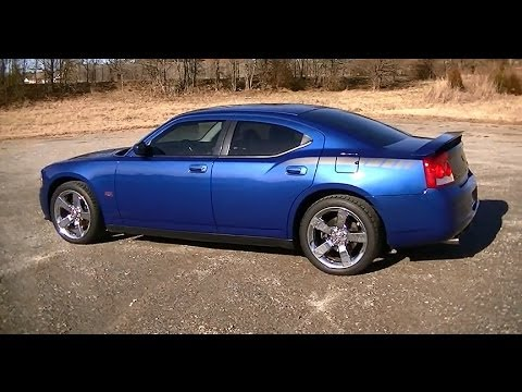 2009 Dodge Charger R T R Amp T Walk Around Youtube