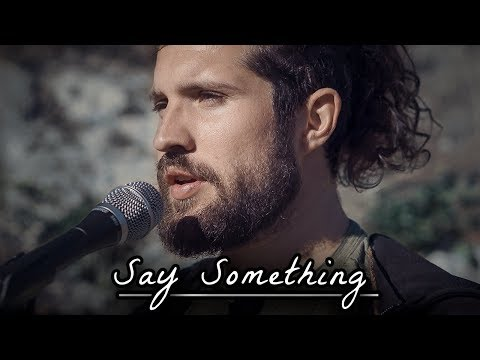Say Something - Justin Timberlake [Cover] by Julien Mueller