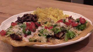 Texican Fish Tacos With Karen