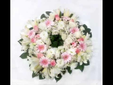 Funeral Flower Wreath Funeral Flowers Arrangements Ideas Youtube