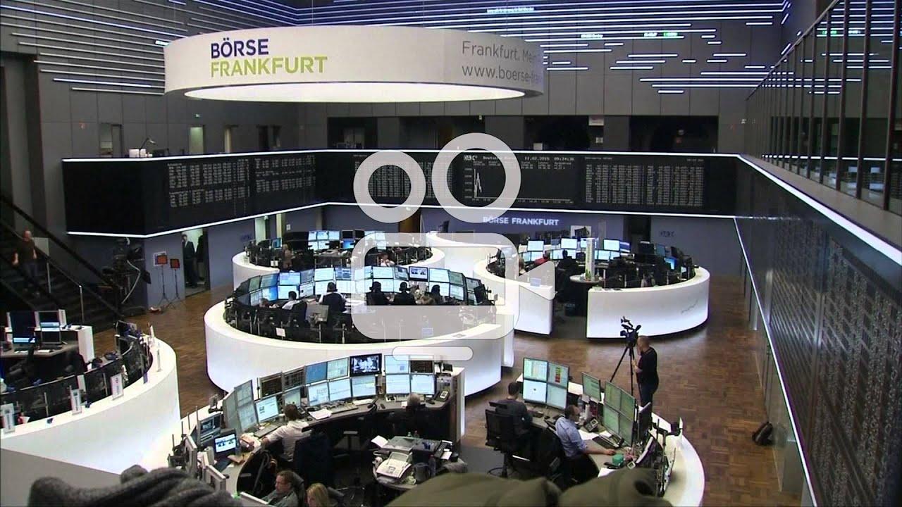 Schillerpassage Frankfurt inside frankfurt stock exchange dax borse