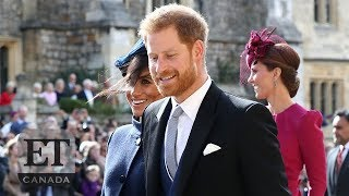Celeb Arrivals At Princess Eugenie's Royal Wedding | ROYALS