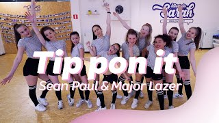 TIP PON IT - Sean Paul & Major Lazer Easy Kids Dance Video Choreography