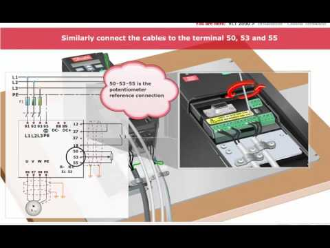 Danfoss Vlt 6000 Wiring Diagram Corsa D Cd30 Inverter Lesson 06 2800 Control And Programming
