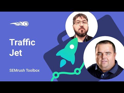 SEMrush Toolbox: Traffic