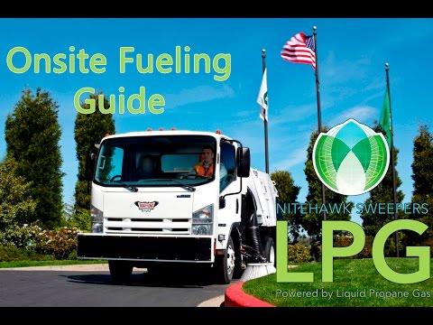 LPG (Liquid Propane Gas) Fueling Tutorial
