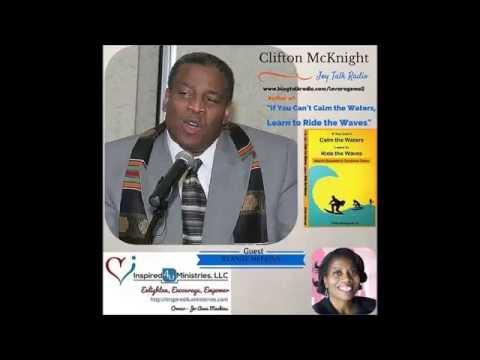 Joy Talk Radio: Jo Anne Meekins Joins Clifton McKnight