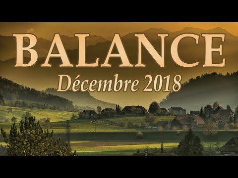 BALANCE DECEMBRE 2018 ~ Vous Quittez Quelque Chose De Difficile !