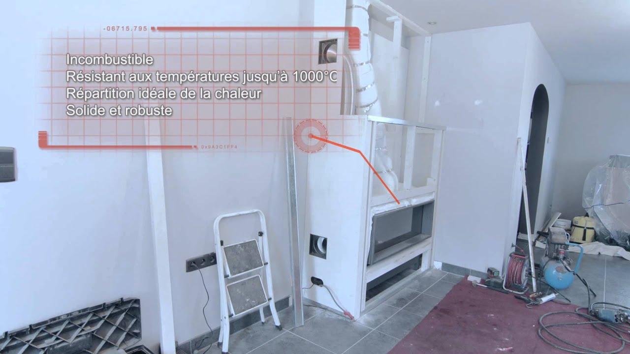 Promafour l 39 isolation et le caisson id aux pour votre po le youtube - Plaque isolation plafond ...