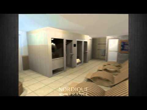 Votre Projet Hammam, Spa Et Sauna Et 3D - Nordique France