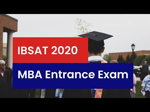 IBSAT 2020-2021 (MBA Entrance Exam) Complete Details | ICFAI Business School | IBS