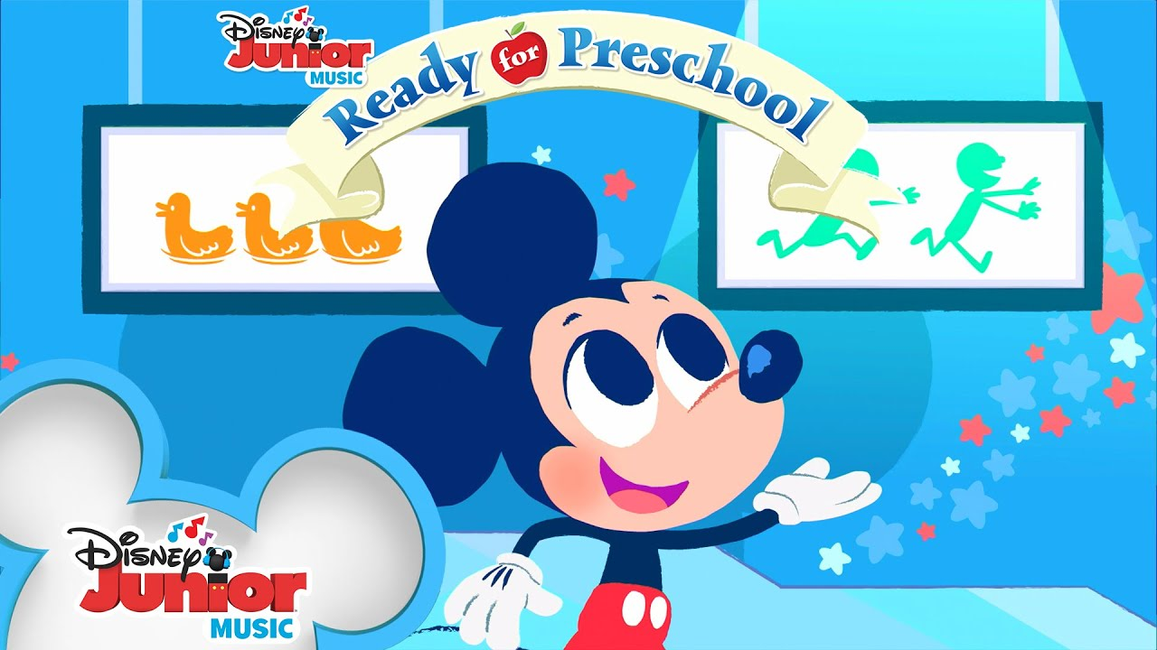Learn to Vote with Mickey | Ready for Preschool | Disney Junior