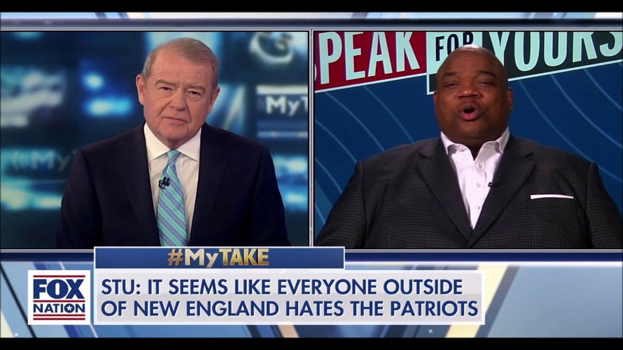 Fox Host Thinks Black People Are Jealous That White Patriots Players Come From 2 Parent Families