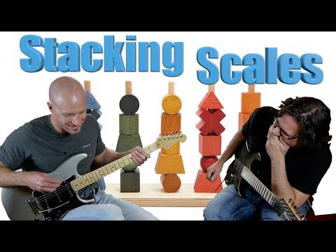 Improve Your Guitar Improvisation With Scale Stacking