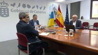"""Canarias elabora el plan para un desconfinamiento """"controlado"""""""