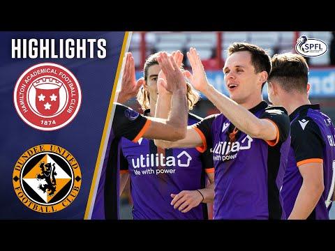 Hamilton Dundee Utd Goals And Highlights