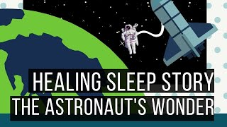 Gambar cover The Astronaut's Wonder: Hypnotic Bedtime Story For Grown Ups