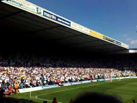Marching on Together - Leeds v Millwall