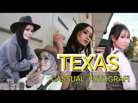 FOTO CASUAL || TEXAS CONCEPT FEATURING MODEL