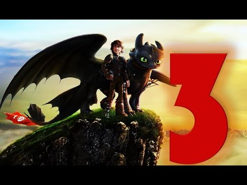 How to train your dragon 3 (Fake trailer)
